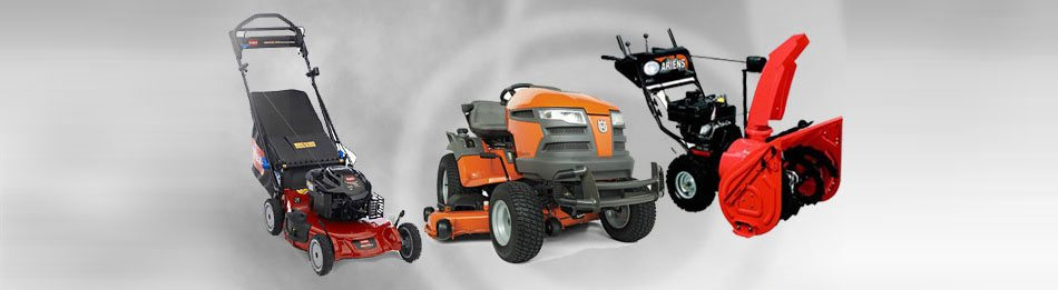 Lawn Mowers & Tractors